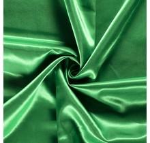 Brautsatin grün 147 cm breit