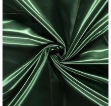 Brautsatin dunkelgrün 147 cm breit