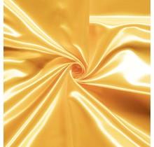 Brautsatin gelb 147 cm breit