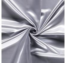 Brautsatin silber 147 cm breit