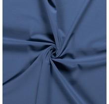 Baumwolljersey indigoblau 160 cm breit