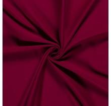Baumwolljersey bordeauxrot 160 cm breit