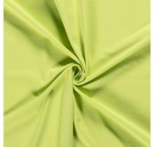 Baumwolljersey lindgrün 160 cm breit