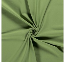 Baumwolljersey grün 160 cm breit