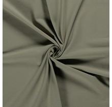 Baumwolljersey oliv 160 cm breit