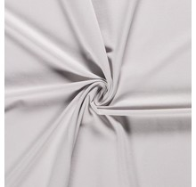 Baumwolljersey hellgrau 160 cm breit