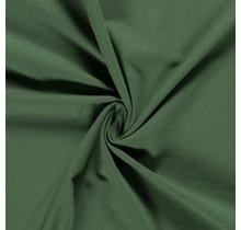 Baumwolljersey grasgrün 160 cm breit