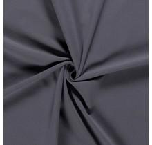Baumwolljersey mittelgrau 160 cm breit