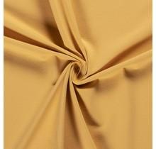 Baumwolljersey deluxe gelb 160 cm breit
