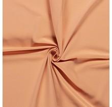 Baumwolljersey lachsfarben 160 cm breit