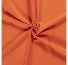 Baumwolljersey orange 160 cm breit