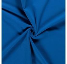 Baumwolljersey angeraut aquablau 155 cm breit