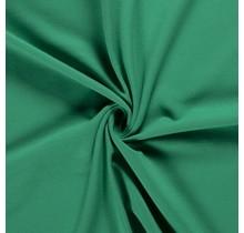 Baumwolljersey angeraut grasgrün 155 cm breit