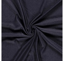 Jersey Denim Look navy 160 cm breit