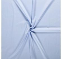 Baumwolle Popeline babyblau 145 cm breit