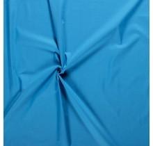 Baumwolle Popeline aquablau 145 cm breit