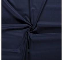 Baumwolle Popeline navy 145 cm breit