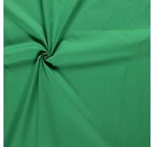 Baumwolle Popeline grasgrün 145 cm breit