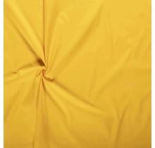 Baumwolle Popeline gelb 145 cm breit