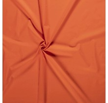 Baumwolle Popeline orange 145 cm breit