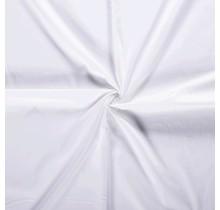 Baumwolle Popeline weiss 145 cm breit