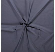 Baumwolle Popeline dunkelgrau 145 cm breit