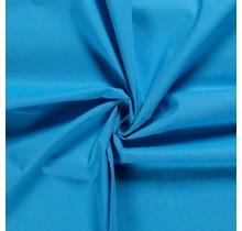 Baumwolle Popeline Premium aquablau 140 cm breit