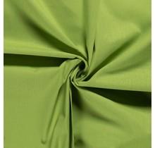 Baumwolle Popeline Premium lindgrün 140 cm breit
