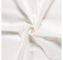 Baumwolle Popeline Premium wollweiss 140 cm breit