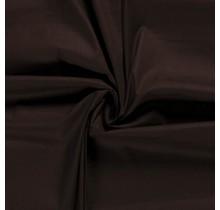 Baumwolle Popeline Premium braun 140 cm breit