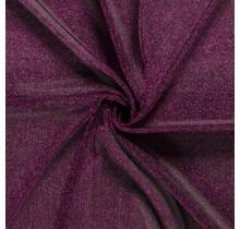 Jersey Lamettaglitzer hot pink 110 cm breit