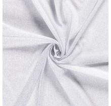 Jersey Lamettaglitzer silber 110 cm breit