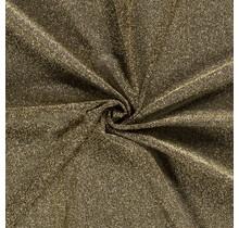 Jersey Lamettaglitzer gold 110 cm breit