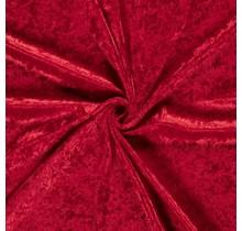 Pannesamt rot 147 cm breit