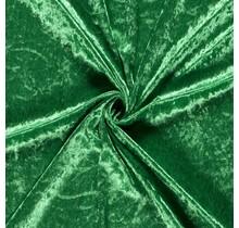 Pannesamt grün 147 cm breit