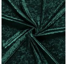 Pannesamt dunkelgrün 147 cm breit