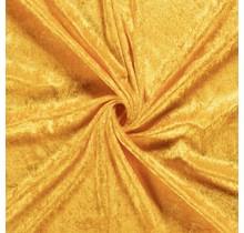 Pannesamt ockergelb 147 cm breit