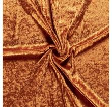 Pannesamt rostrot 147 cm breit