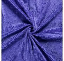 Pannesamt lila 147 cm breit