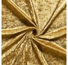 Pannesamt gold 147 cm breit