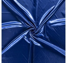 Polyestersatin königsblau 147 cm breit