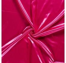 Polyestersatin hot pink 147 cm breit