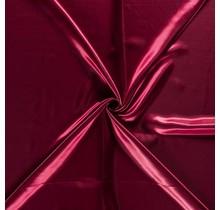 Polyestersatin bordeauxrot 147 cm breit
