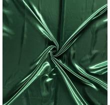 Polyestersatin dunkelgrün 147 cm breit