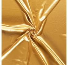 Polyestersatin deluxe gelb 147 cm breit