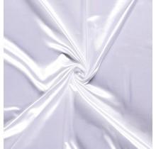 Polyestersatin weiss 147 cm breit