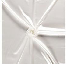 Polyestersatin wollweiss 147 cm breit