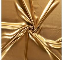 Polyestersatin gold 147 cm breit