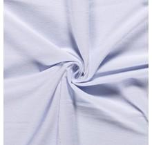 Molton Baumwollstoff deluxe babyblau 147 cm breit