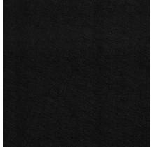 Filz Stoff 1,5 mm schwarz 90 cm breit